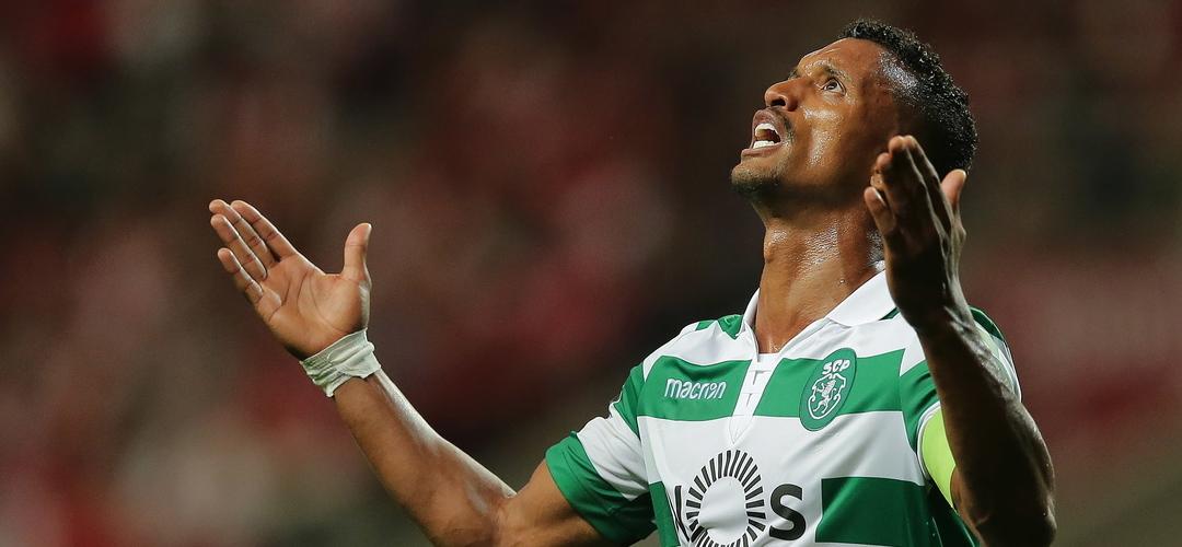 Nani em risco de deixar de ser capitão do Sporting, diz jornal