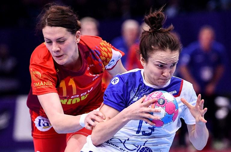 Rússia e França vão disputar final do Europeu de andebol feminino