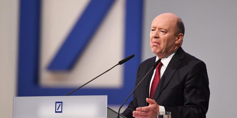 """Ajuda estatal ao Deutsche Bank? """"Isso não é assunto para nós"""", garante presidente"""