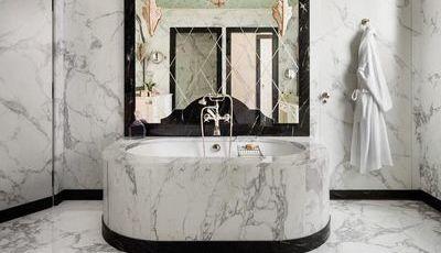 18 casas de banho incríveis para fazer uma (igualmente incrível) rotina de Beleza