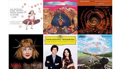 Da electrónica à música clássica: 6 novos discos para fazer play