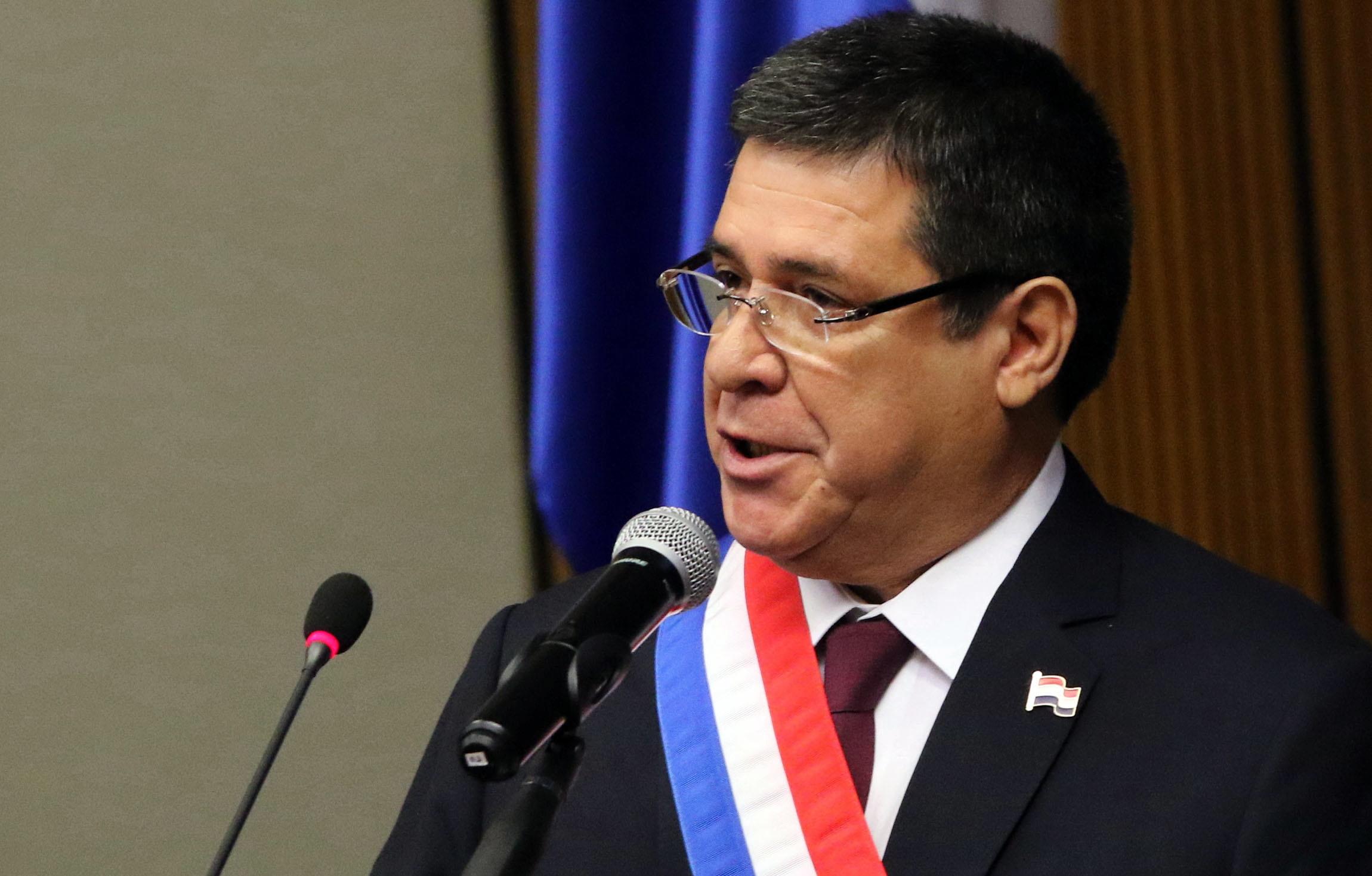 Lava Jato: Ex-presidente paraguaio alvo de mandado de prisão no Brasil