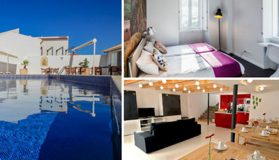 Dormir bem e barato: os melhores hotéis em Portugal