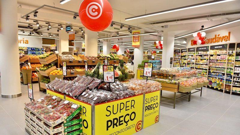 Continente faz parceria com a Glovo para entregas rápidas em Lisboa