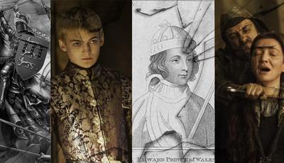 """Do Casamento Vermelho a Joffrey: """"A Guerra dos Tronos"""" não está assim tão longe da realidade"""