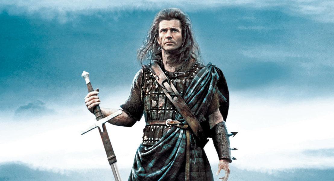 """""""Braveheart"""" faz 25 anos: como estão os atores do grande épico de Mel Gibson?"""