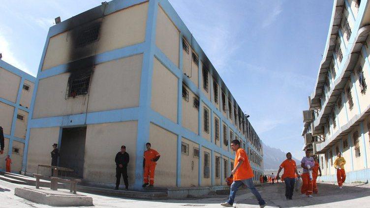 Prisão Topo Chico no México