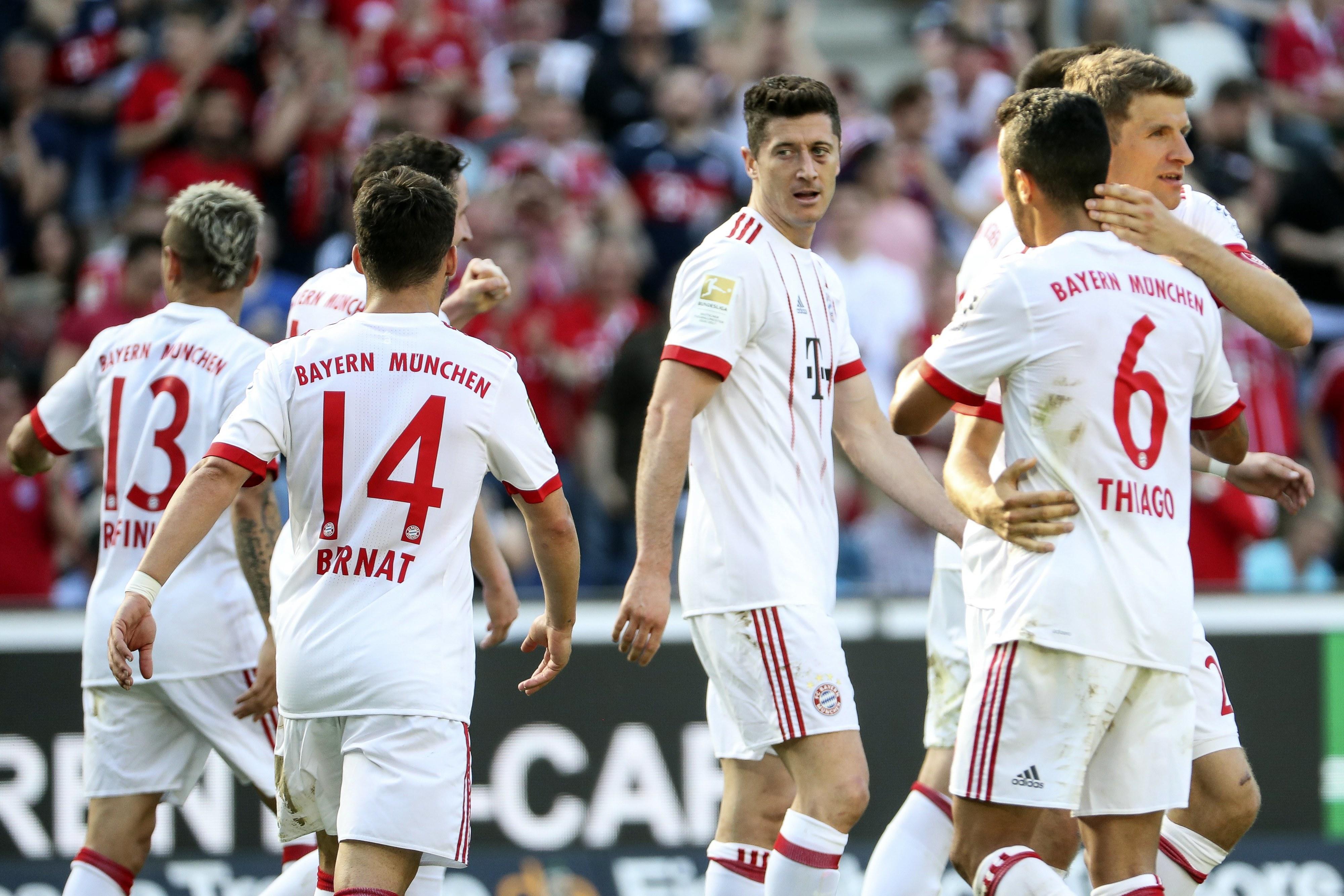 Campeão Bayern de Munique vence e dilata vantagem na liga alemã de futebol