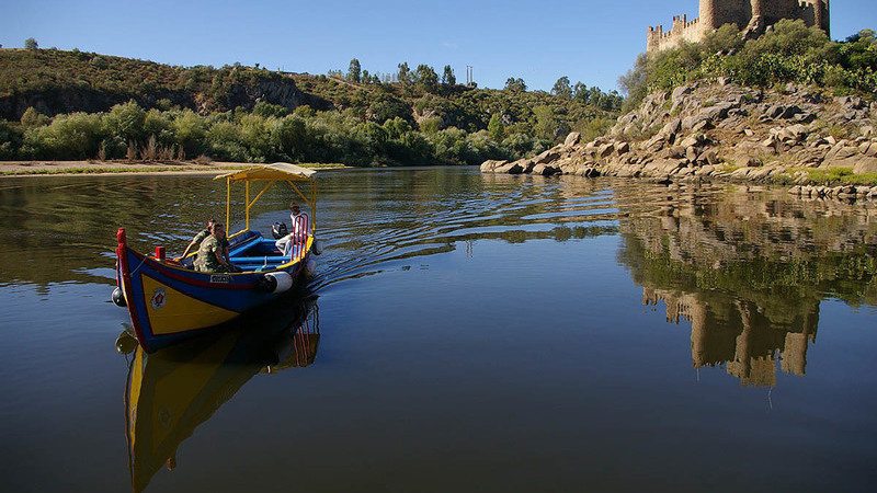 Centro, Alentejo e espanhóis da Extremadura juntam-se para atrair turistas