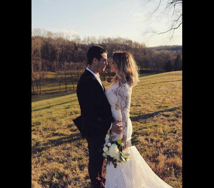 Miranda Lambert casou em segredo com Brendan McLoughlin