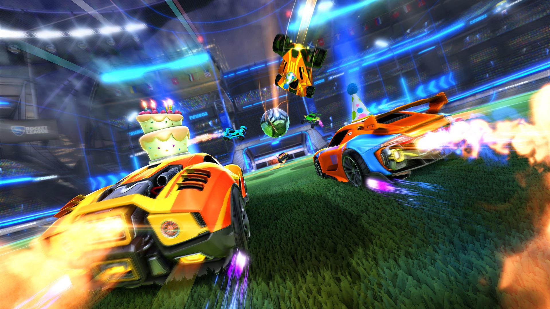 Epic Games adquire estúdio Psyonix e adiciona Rocket League à ...