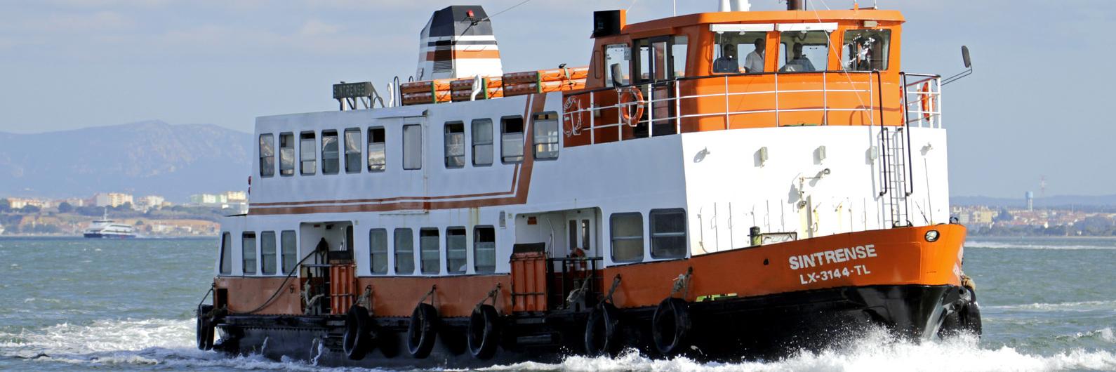 Governo vai investir 10 milhões de euros na frota da Transtejo e Soflusa