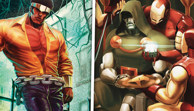 De Luke Cage a LL Cool J: heróis da Marvel tornam-se estrelas hip-hop
