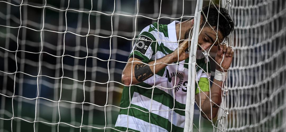 Bruno Fernandes dispensado da seleção nacional devido a lesão