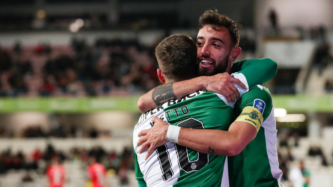 Sporting-Gil Vicente: Dois golos ao cair do pano, que podem significar pouco nas contas da Taça da Liga