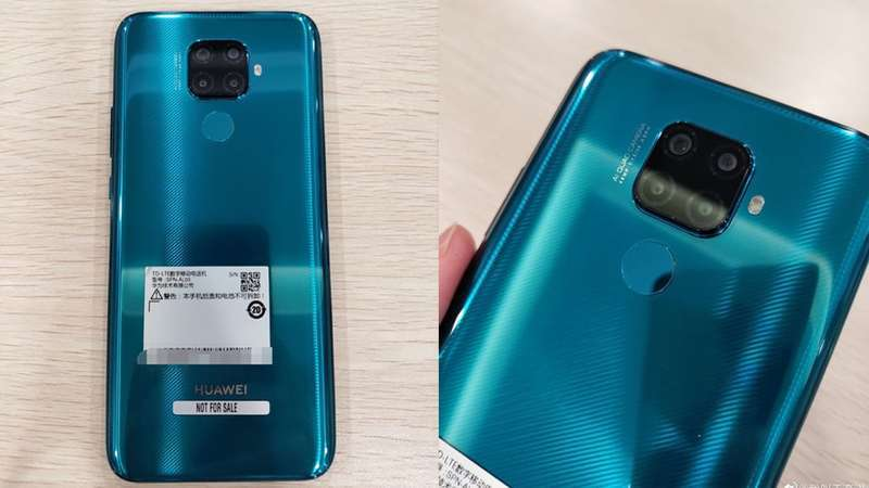 Huawei Mate 30 Lite já circula na internet em várias imagens reais