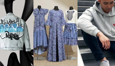 H&M e Bershka. Três coleções de moda que não deve perder esta estação