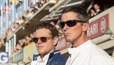 """""""Le Mans 66: O Duelo"""": Christian Bale e Matt Damon fazem o seu """"Velocidade Furiosa"""" (mas a sério)"""