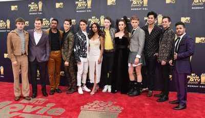 Os looks da passadeira vermelha dos MTV Movie Awards