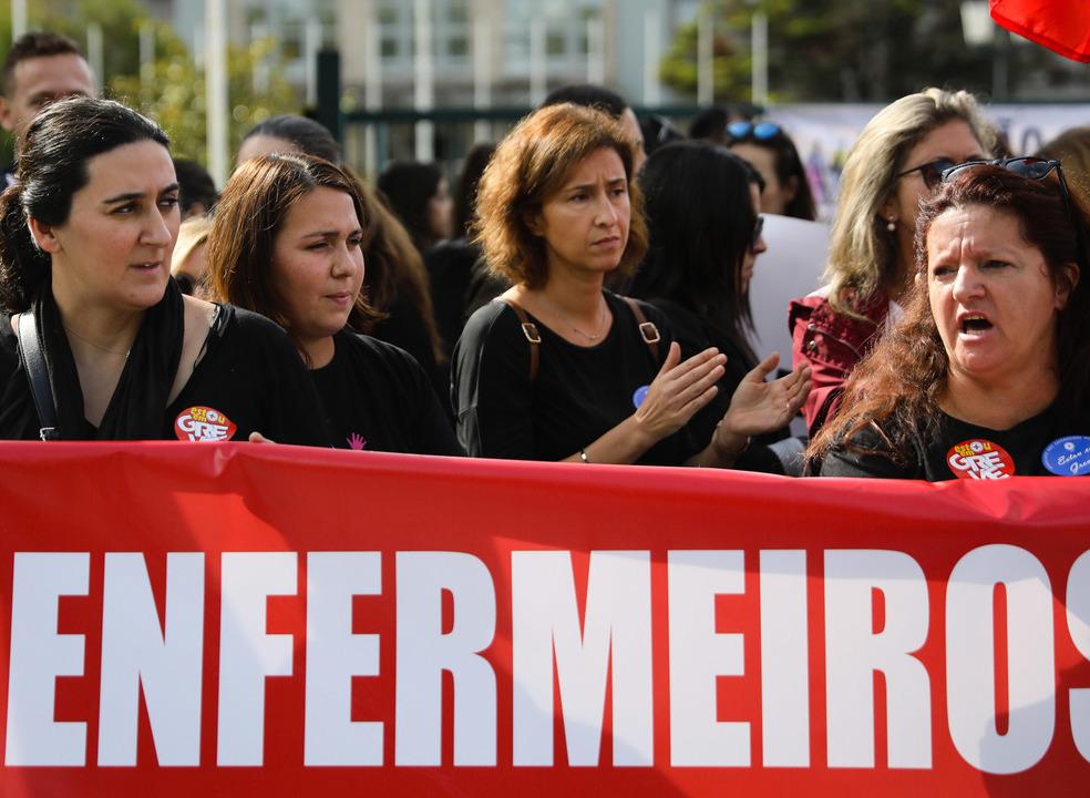 Enfermeiros: Associação Sindical pede suspensão imediata da greve