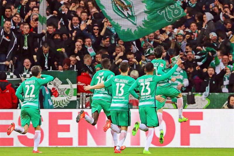 COVID-19: Werder Bremen autorizado a regressar aos treinos em pequenos grupos