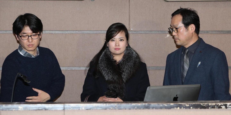 Hyon Song-wol, a spice girl da Coreia do Norte de quem já se disse quase tudo, até que era namorada de Kim Jung-un