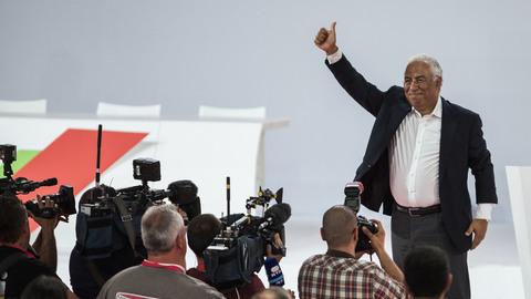 Costa afirma que acabou com o mito de que só a direita sabe gerir contas públicas