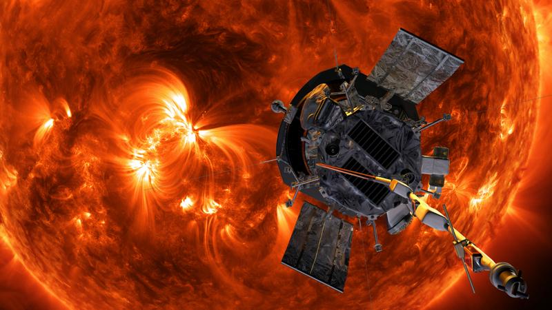 NASA ultima preparativos para enviar sonda em direção ao Sol
