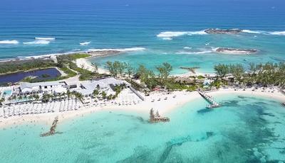 Balmoral: a ilha perfeita das Bahamas