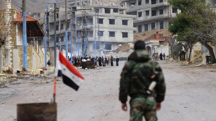 Madaya, Síria