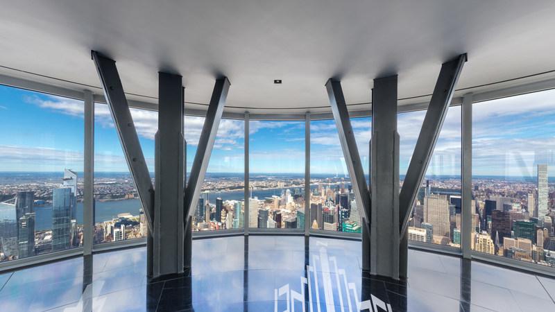 Empire State Building oferece novo observatório no 102º andar