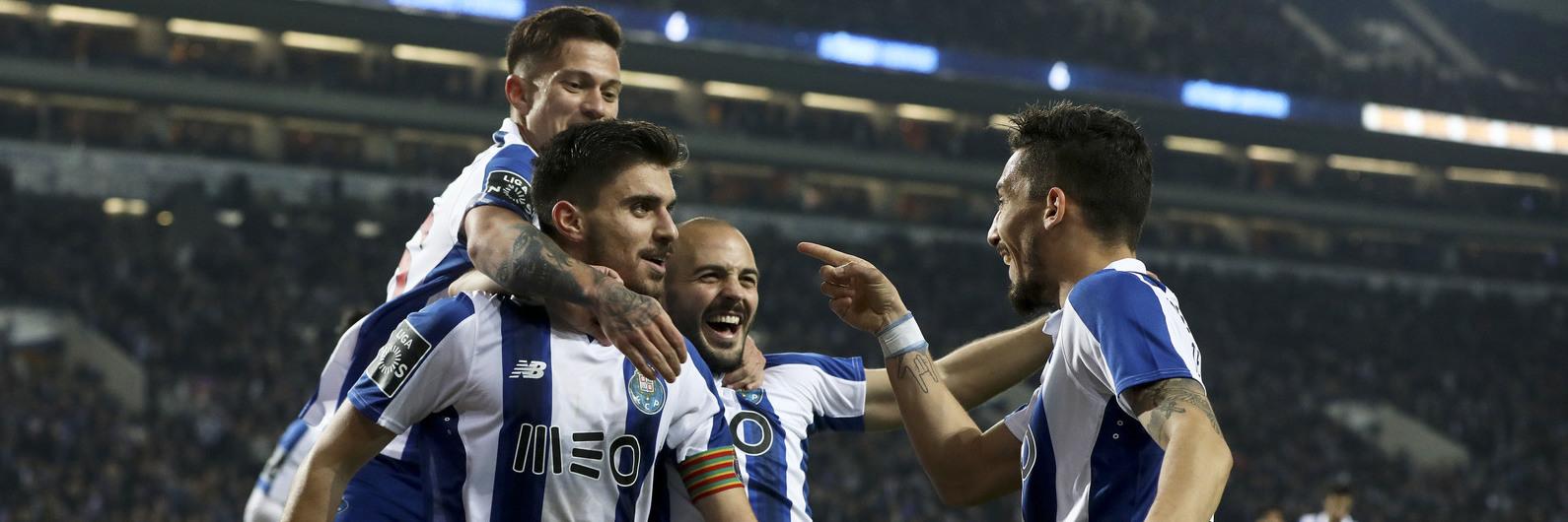 FC Porto-Juventus: Melhor fase dos 'dragões' em colisão com uma 'velha senhora' em alta