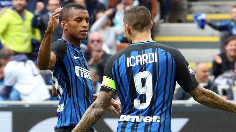 Inter Milão de João Mário lidera em Itália após empate com Bolonha