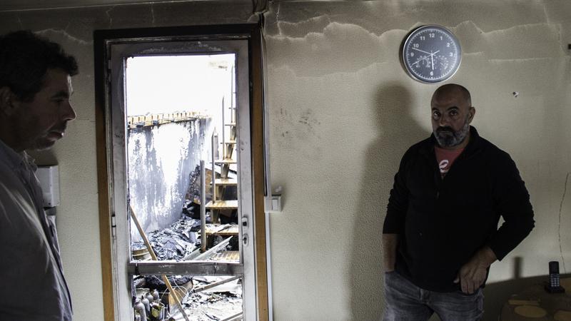 O fogo cercou Braga e deixou feridas