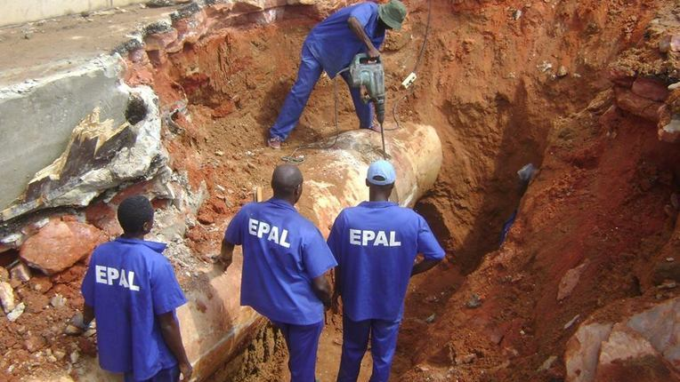 EPAL apresenta campanha contra garimpo nas condutas de água