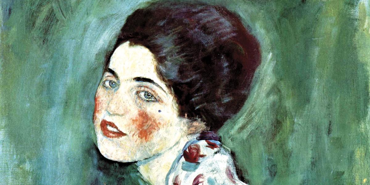 Gustav Klimt. O peculiar destino de Retrato de Uma Senhora