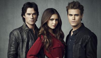 """""""Diários do Vampiro"""" estreou há 10 anos: não há pescoço que aguente estas séries"""
