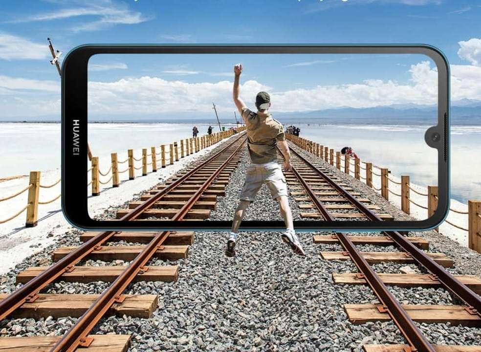 Huawei Y5 2019: o novo smartphone económico para os mais novos