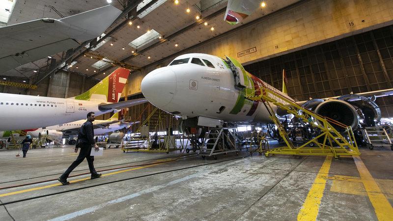 Empresa chinesa compra ativos do ramo de manutenção da TAP em Porto Alegre