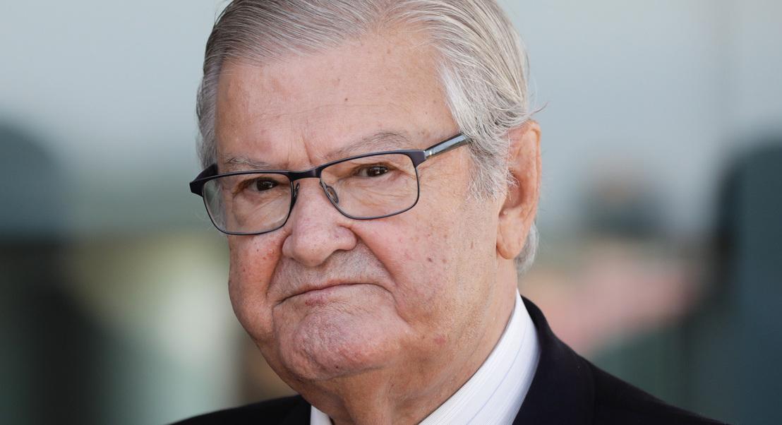 """Só tive sorte na vida"". Morreu Alexandre Soares dos Santos, o Sr. Jerónimo Martins"
