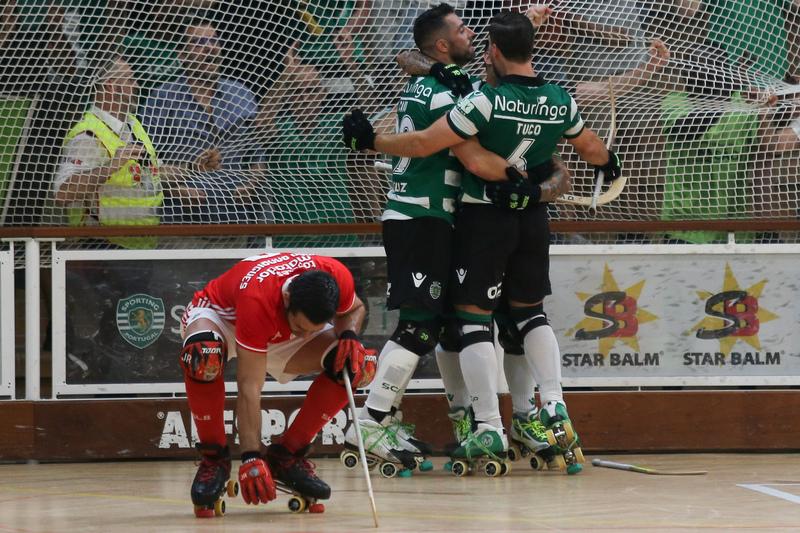 Federação de Patinagem lamenta decisão do Benfica