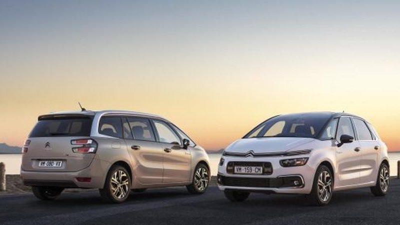 Novo Citroën C4 Spacetourer já à venda em Espanha