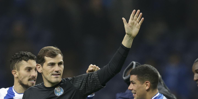 Iker Casillas poderá continuar carreira nos EUA