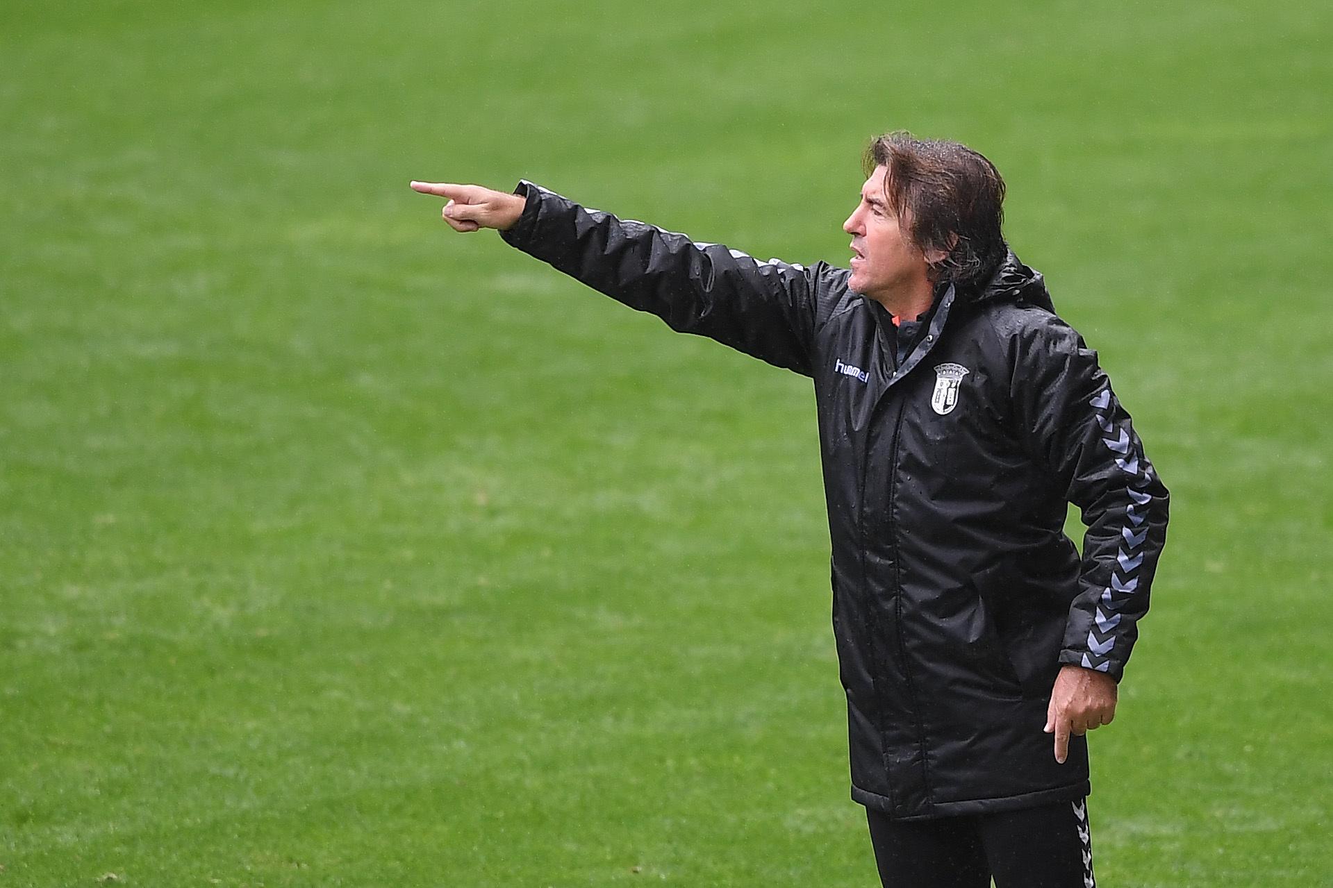 """Ricardo Sá Pinto: """"Se o Real Madrid tivesse vindo ver o jogo, contratava o Charles"""""""