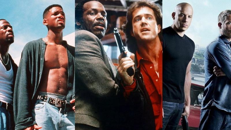 """O primeiro """"Bad Boys"""" faz 25 anos: conhece as duplas de atores mais célebres do cinema?"""