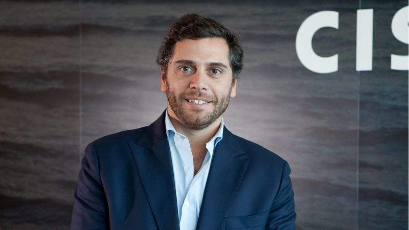 """""""Pandemia foi o rastilho da transição digital"""", diz diretor-geral Cisco Portugal"""