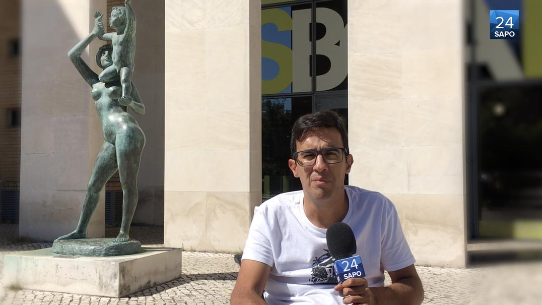 """Se fosse primeiro-ministro, o que fazia? Nuno Vitorino: """"Um intérprete de Língua Gestual nas comunicações do Governo"""""""