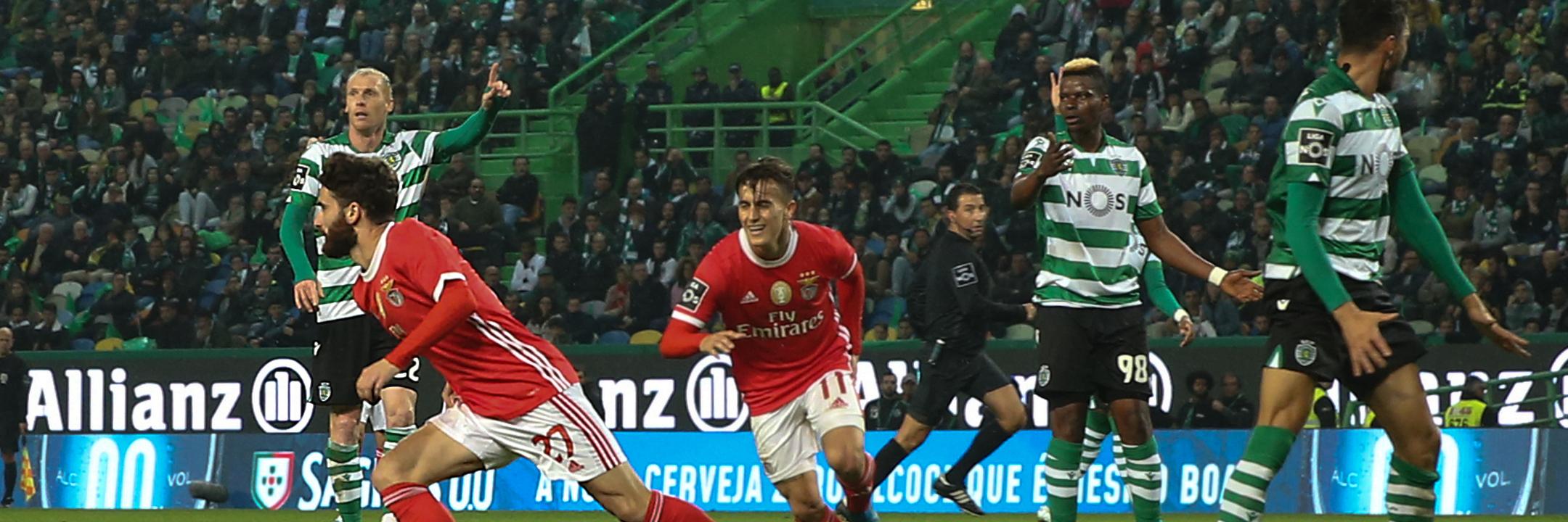Dérbis, clássicos e jogos que prometem ser autênticas finais no que resta disputar na I Liga