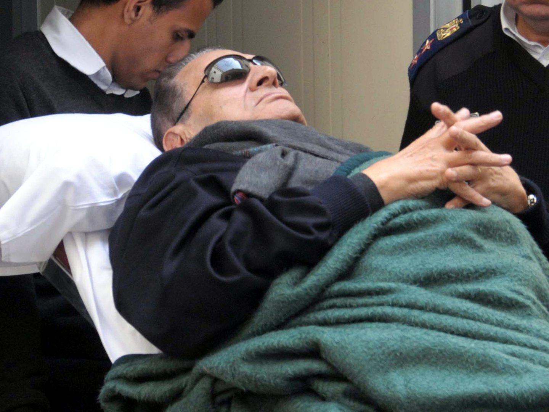 Hosni Mubarak, ex-presidente do Egito, libertado