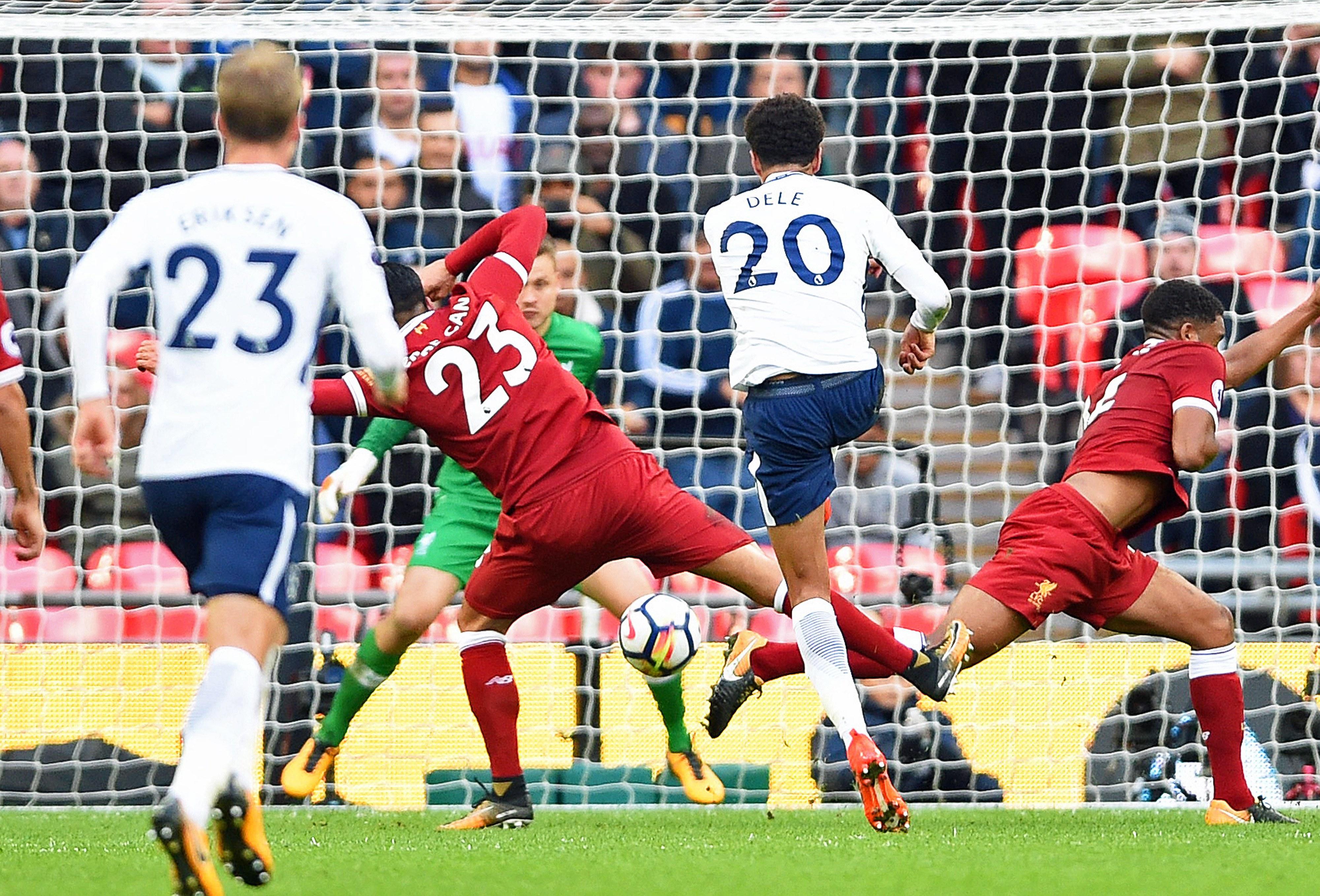 Tottenham goleia Liverpool e apanha o Manchester United no segundo lugar